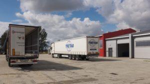 naczepa tretab Enterprise Logistics