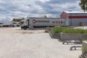 EnterpriseLogistics ciężarówka