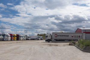 Enterprise Logistics naczepa
