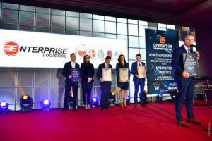 operator logistyczny roku 2018 Enterprise
