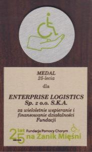 Medal 25-lecia