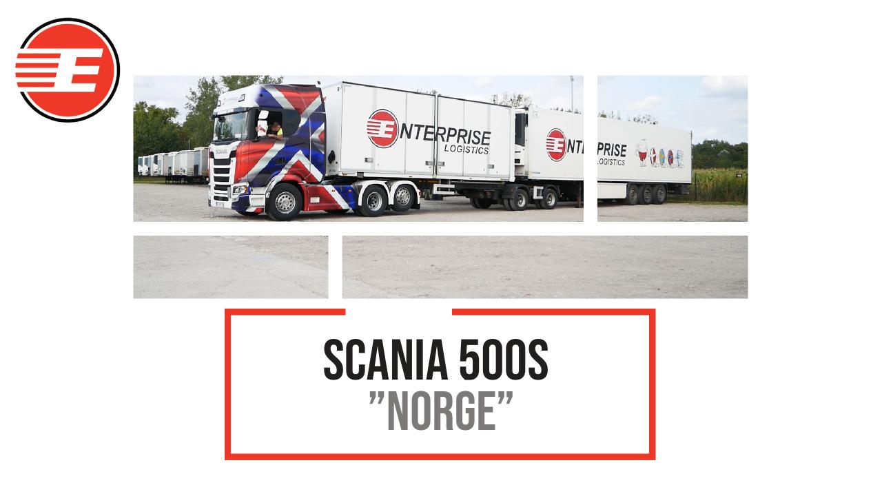 Nowa Scania 500S