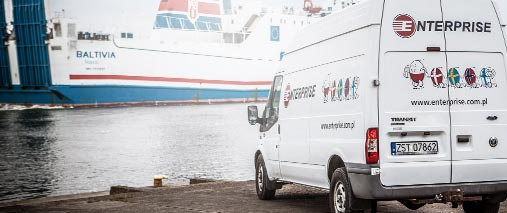 General cargo transport