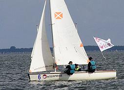 III Logistics Championships in Sailing
