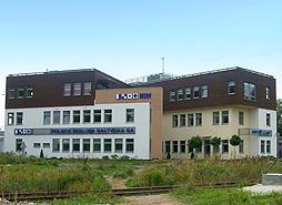 The office in Świnoujście