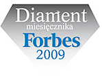 Diamant of Forbes January 2009
